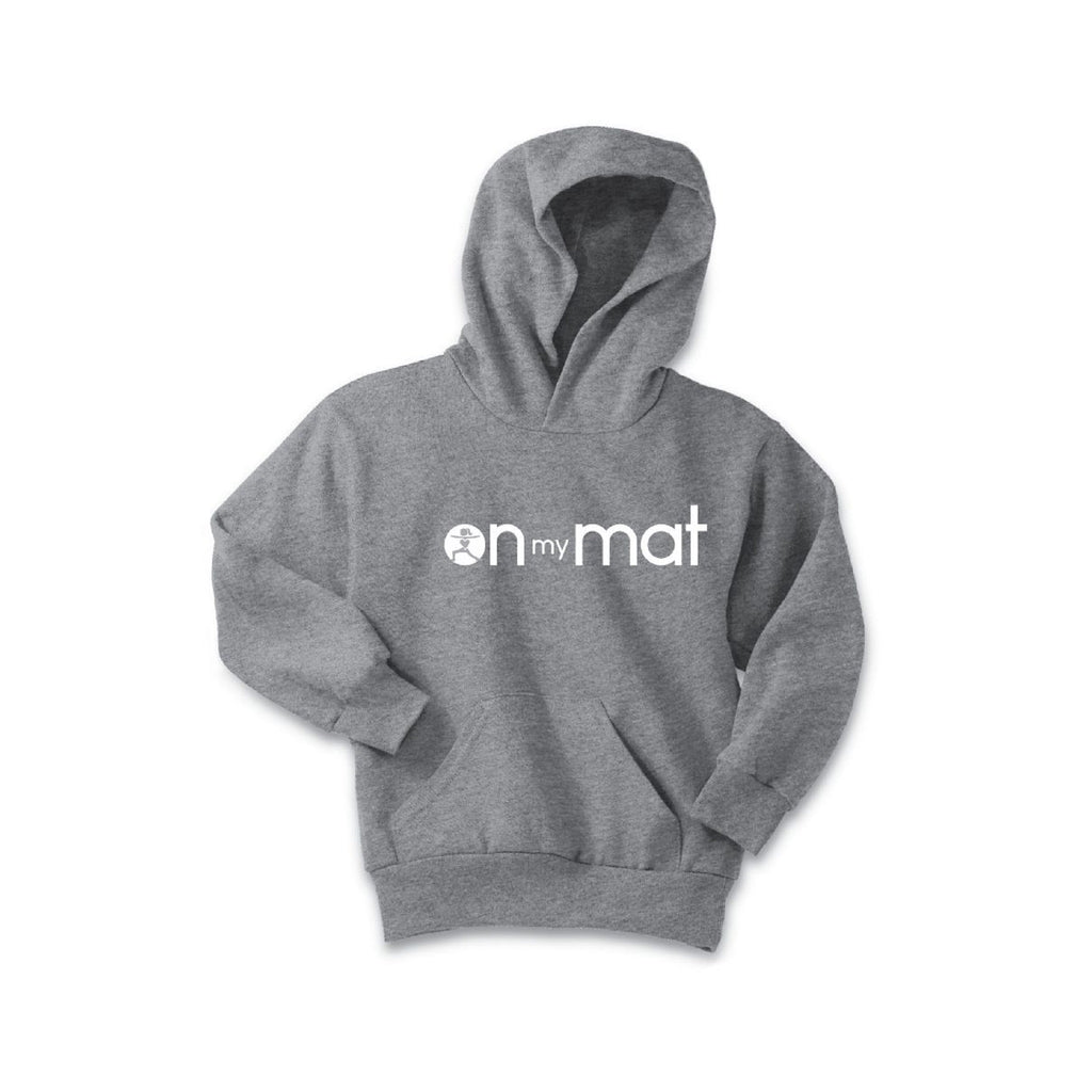 OMM Port & Co Youth Pullover Hoodie