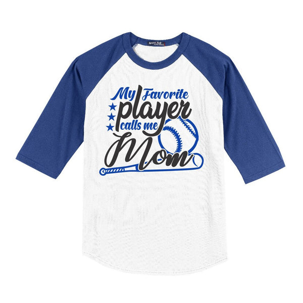 Favorite Player Mom T-shirt