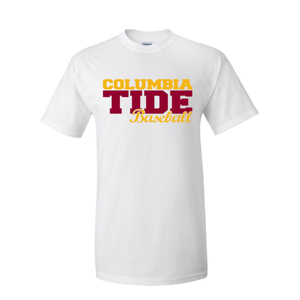 Columbia Baseball T-Shirt