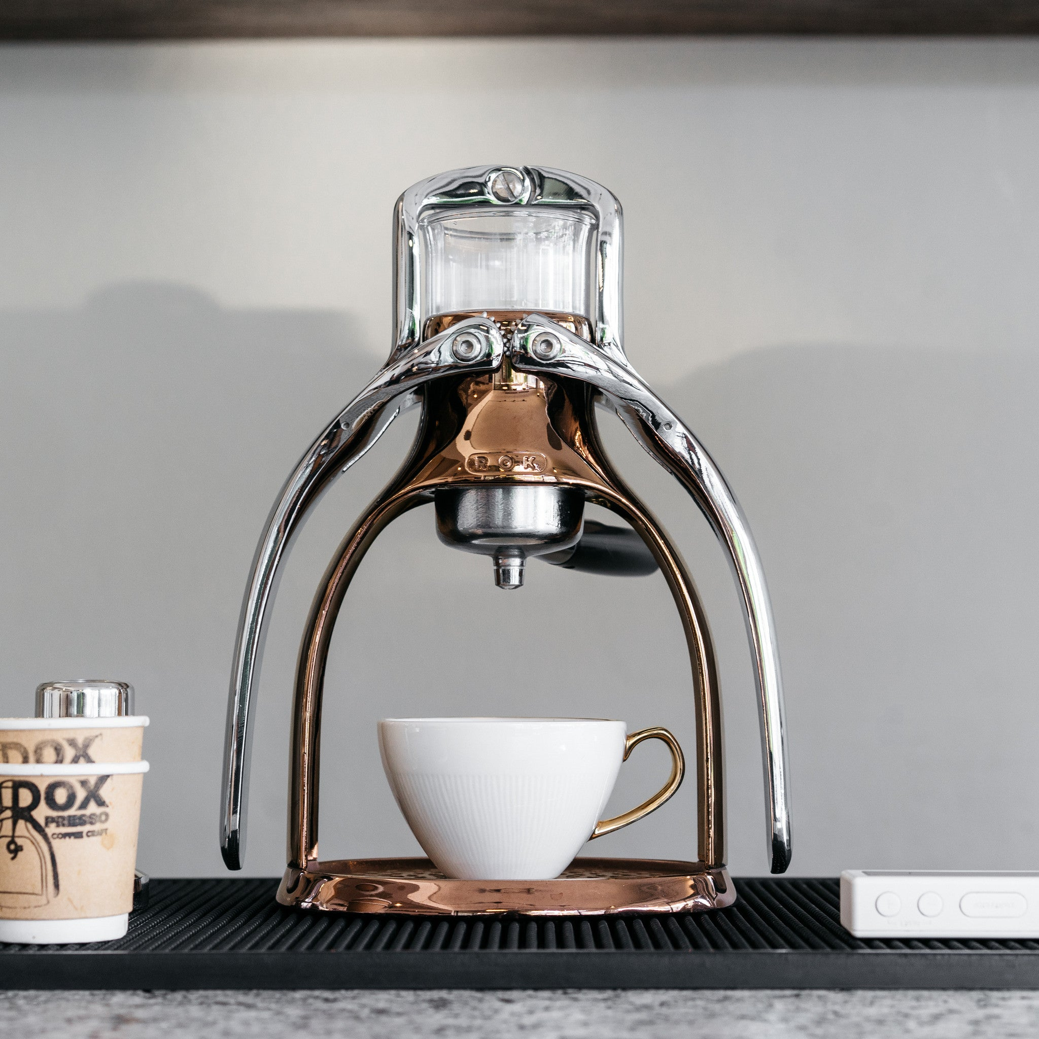 ROK Espresso Machine (Copper)