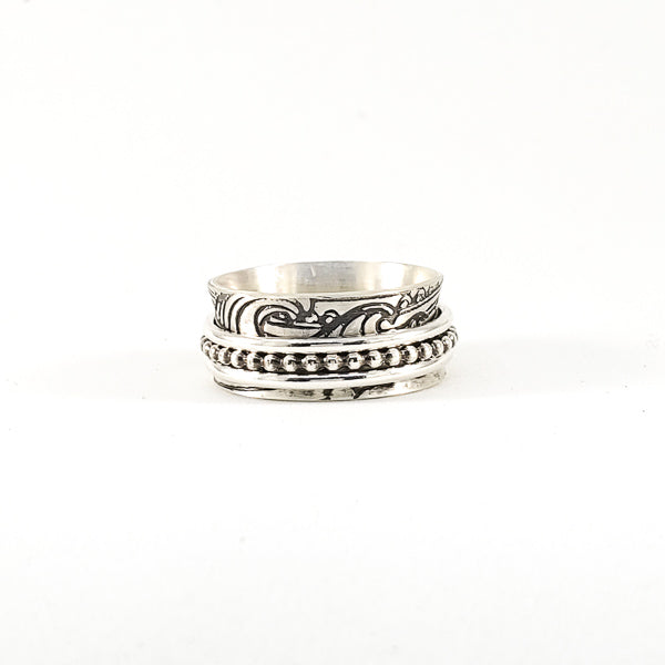 Down By the Sea Spinner Ring