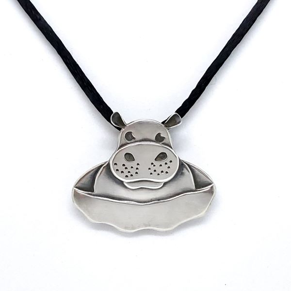 Henry the Hippo Pendant