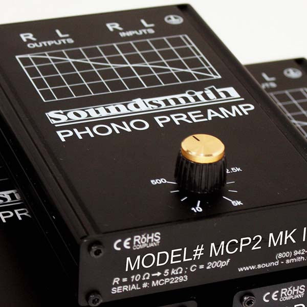 [Soundsmith] MCP-2 Phono Preamplifier