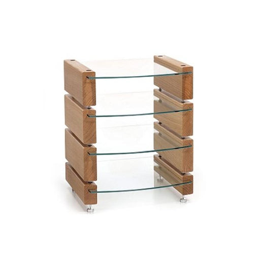 [Custom Design] Milan Compact 4 HiFi Equipment Rack