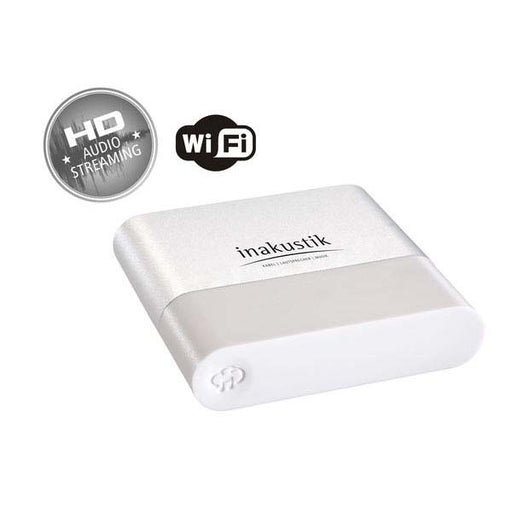 [inakustik] Premium WiFi Audio Streaming Receiver