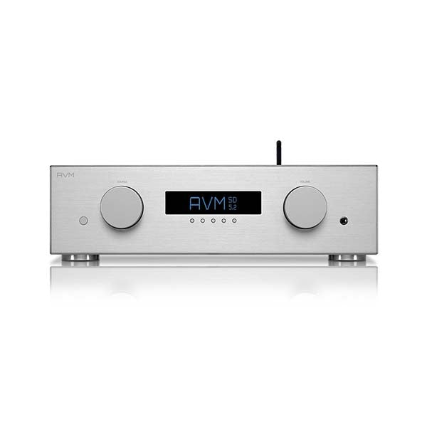 [AVM] EVOLUTION SD 5.2 Streaming & DAC with Tube Line Stage