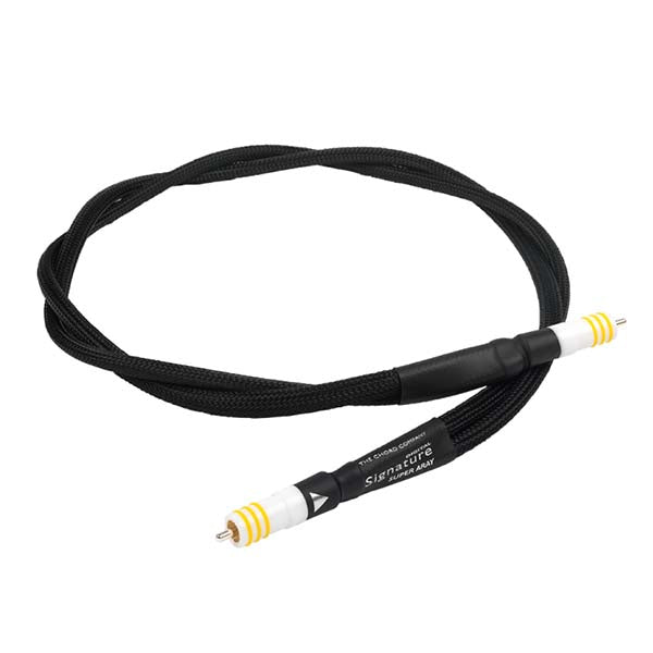 [The Chord Company] Signature Super Aray RCA Coaxial Cable