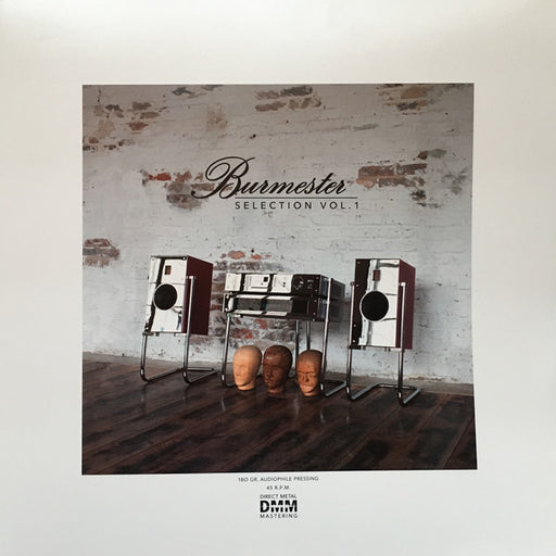 [Burmester] Selection Vol. 1 LP