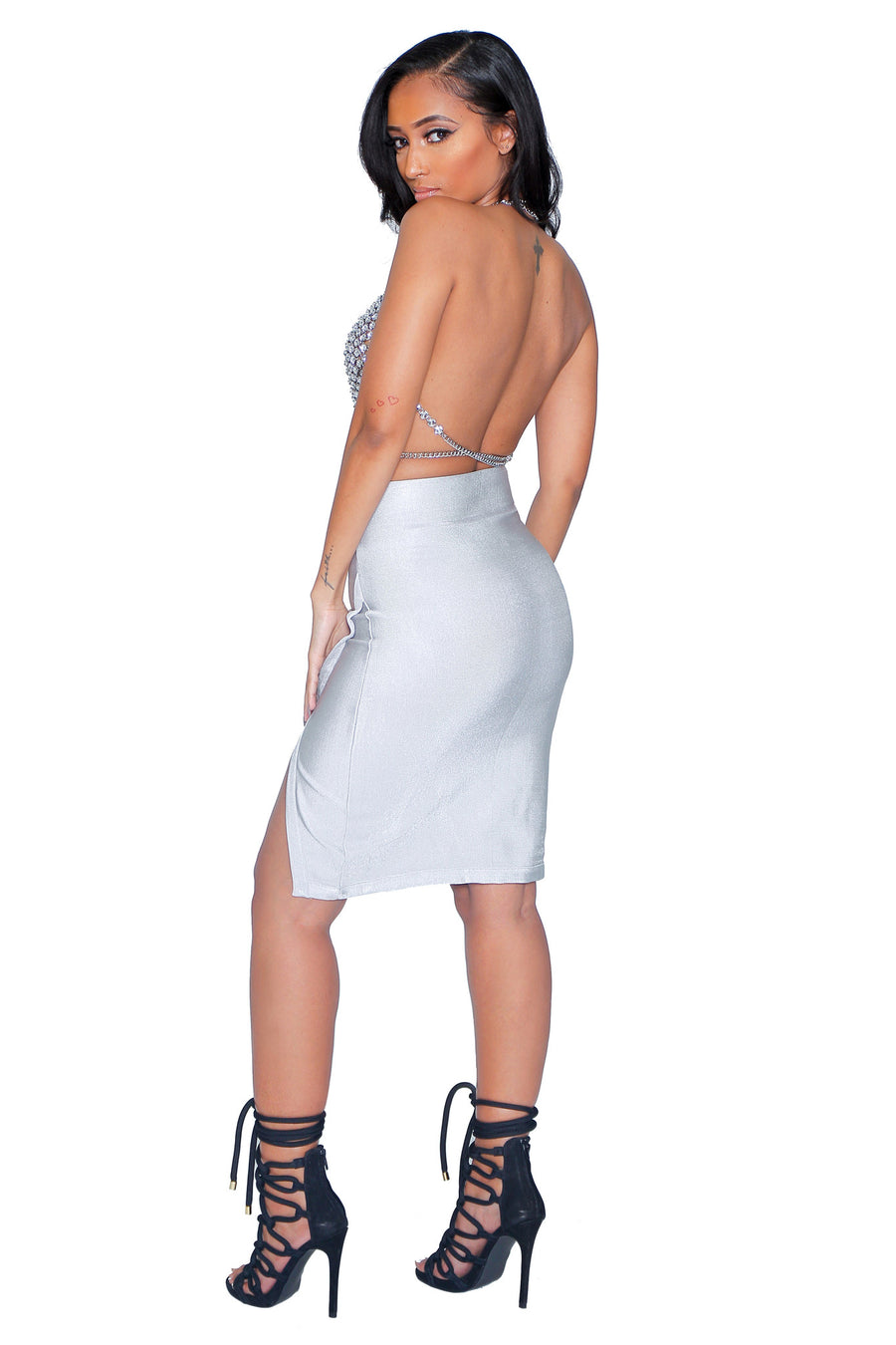 Lisa Bandage Skirt