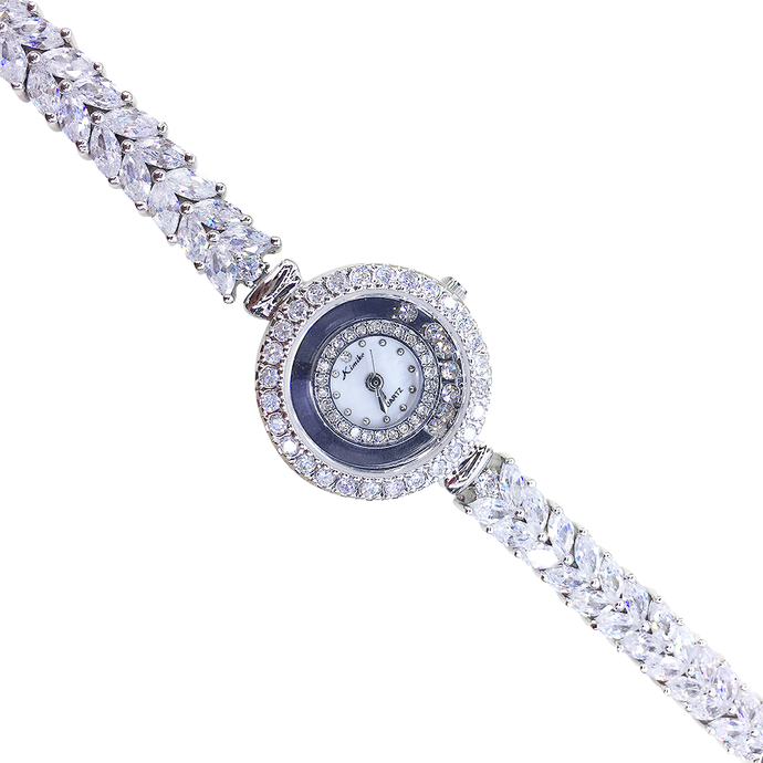 Bella | Luxury Crystal Wrap Watch