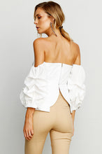 Petit Femme | Sultry Ruffle Off the Shoulder Top