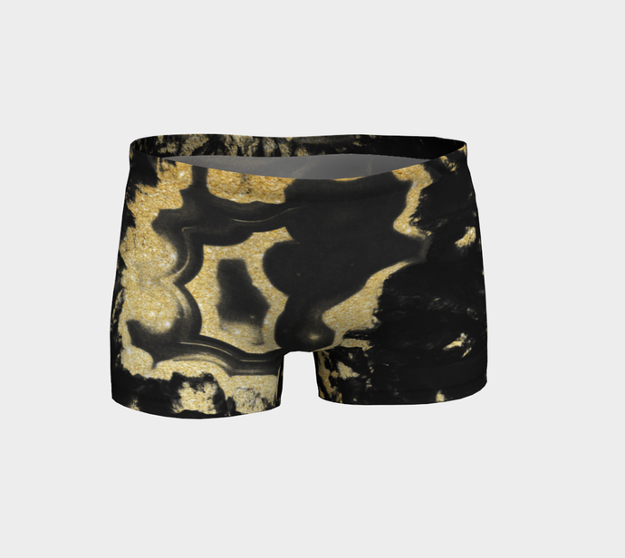 Siren Marblized Yoga Short