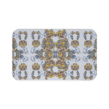 Lower East Side Crystal Pyrite Inspired Bath Mat