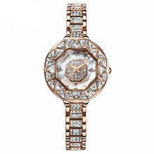 The Archetype | High Luxury Austrian Crystal Watch