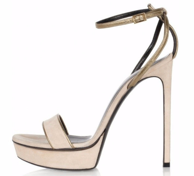 Kadijah | Sky High Platform Stiletto