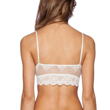 Angelica | Anglic White Lace Cheeky Bralette Set