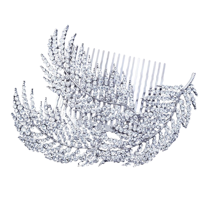 Royal Palm | Hollywood Regency Hair Comb