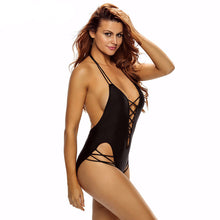 Belize | Sexy Strappy Lace Up Swimsuit