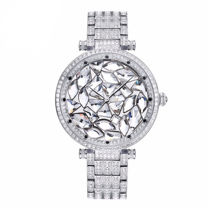 Eon | Decadent Fragmented Austrian Crystal Watch