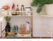 Heady | Luxury Bar Cart
