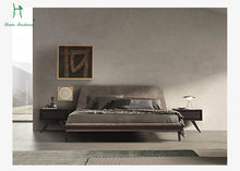 Tribeca | Modern Solid Wood Luxury Bed