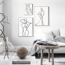 Demoiselles | Sketch Art Prints