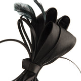 Black Derby Day Fascinator Melbourne Australia