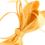 Spring Racing Yellow Fascinator Headband Sydney