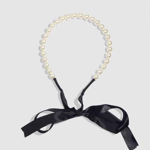 Large Pearl Headbands for Spring / Summer 2019 / 2020