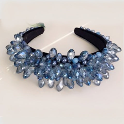 Beaded Luxury Headband