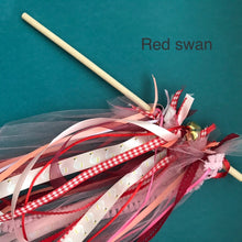 Jingle ribbon wands (multiple color options)