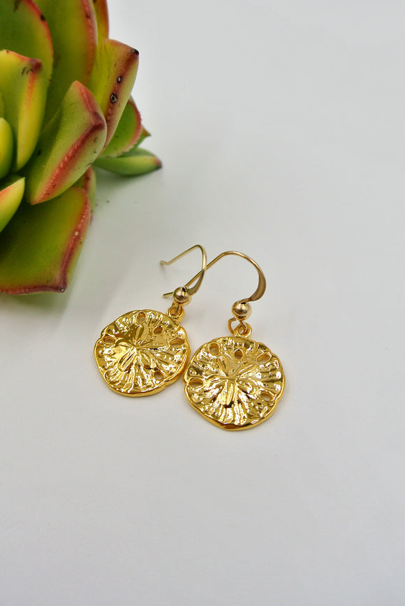 Sandollar Earrings