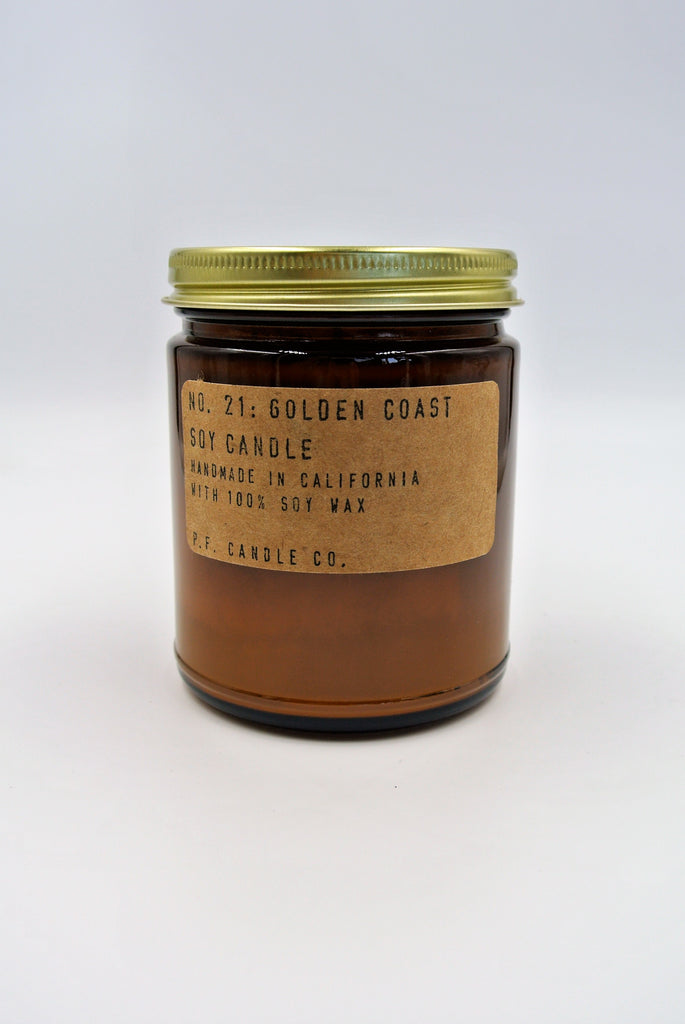 Gold Coast Candle