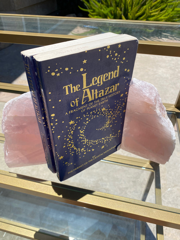 The Legend of Altazar: A Fragment of the True History on Planet Earth