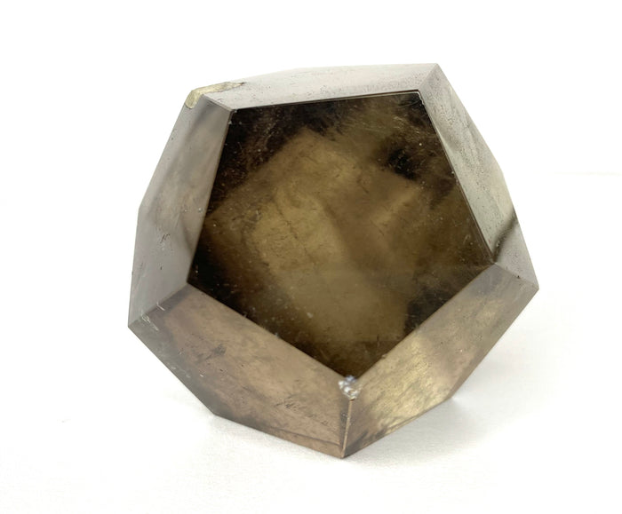 Medium Smokey Quartz Dodecahedron