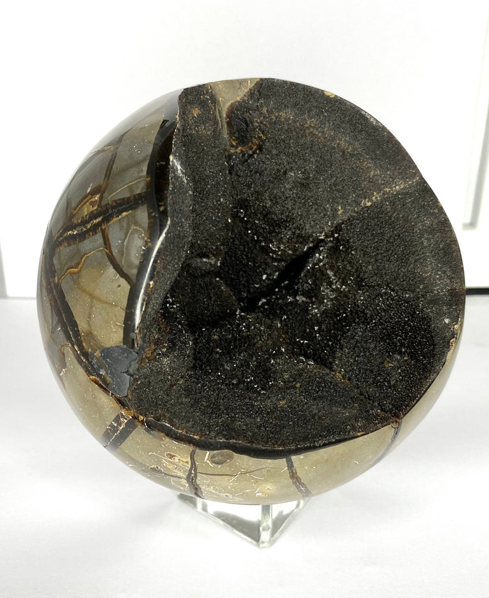 Large Septarian Sphere