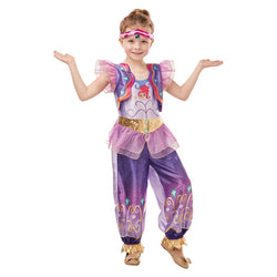 Nickelodeon Official Shimmer and Shine Deluxe Shimmer Costume