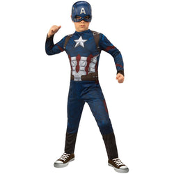 Marvel Comics Classic Captain America Comic Book Costume