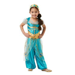 Disney - Live Action Aladdin Movie Official Princess  Jasmine Costume