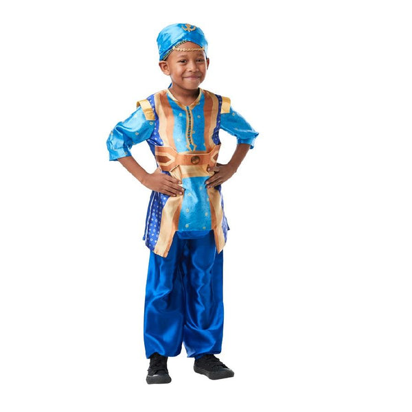 Disney Live Action Aladdin Movie Official Genie Costume