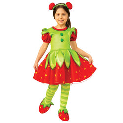 Fozi Mozi and Friends Tutti Strawberry Deluxe Costume