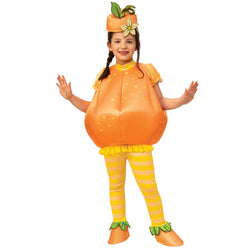 Fozi Mozi and Friends Mandalina Orange Deluxe Costume