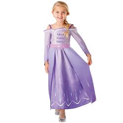 Disney Frozen 2 Queen Elsa Prologue Dress,Costume