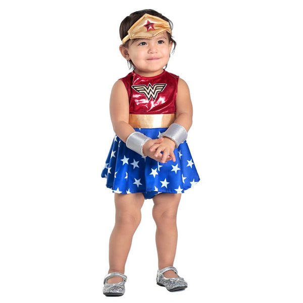 DC Comics Newborn Wonder Woman Costume