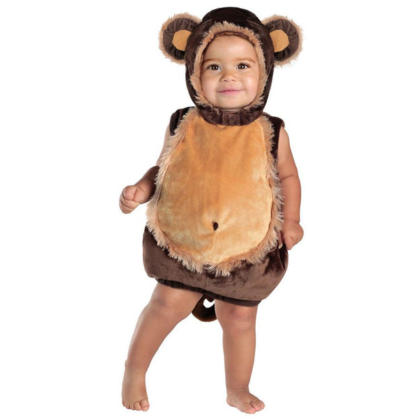 Baby Toddler Marvin The Monkey Animal Costume