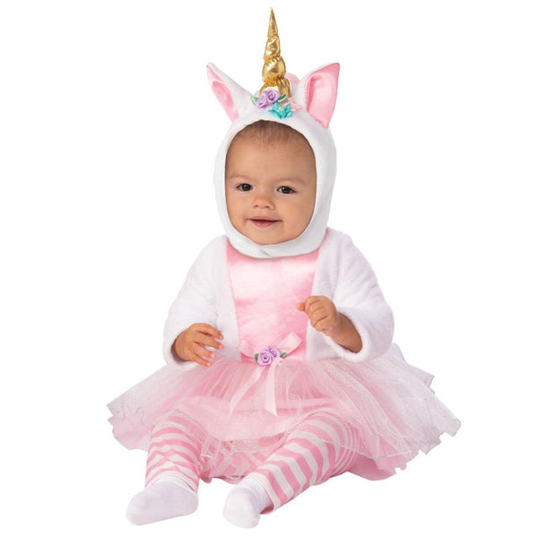 Baby Toddler Lil Unicorn Tutu Animal Costume