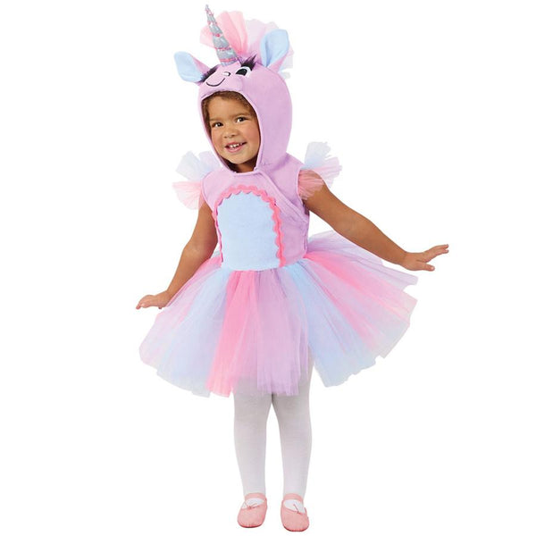 Baby Toddler Pastel Unicorn Animal Costume