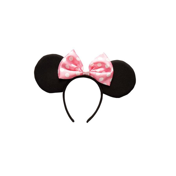 Disney Minnie Mouse Ears Headband Costume Accessory