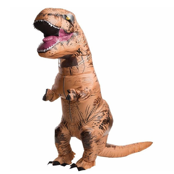 Jurassic World Inflatable T-Rex Adult Costume by Rubies Costume
