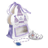 Princess Sofia Bag with Tiara & Amulet Set by Rubies Costume